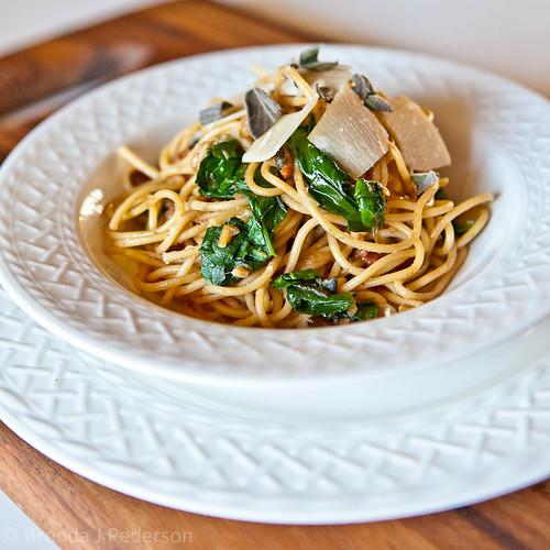 Spaghetti ala Fridge