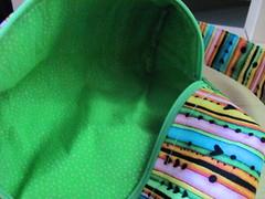 green bag - inner