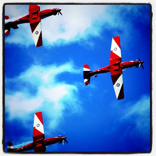 The Roulettes on Australia Day