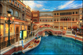Venice Done Right, Las Vegas