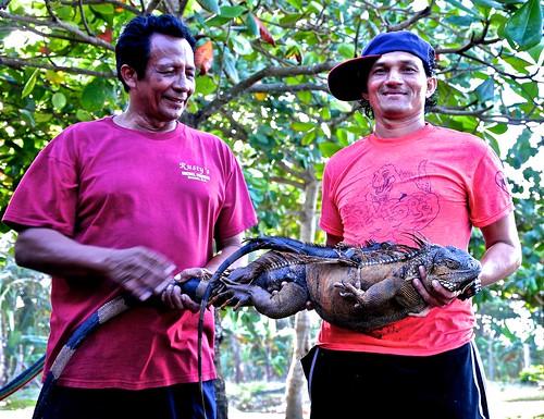 KLR 650 Trip Honduras 7