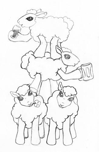 Tas de Mouton
