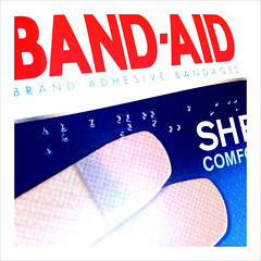 Band-Aid Braille