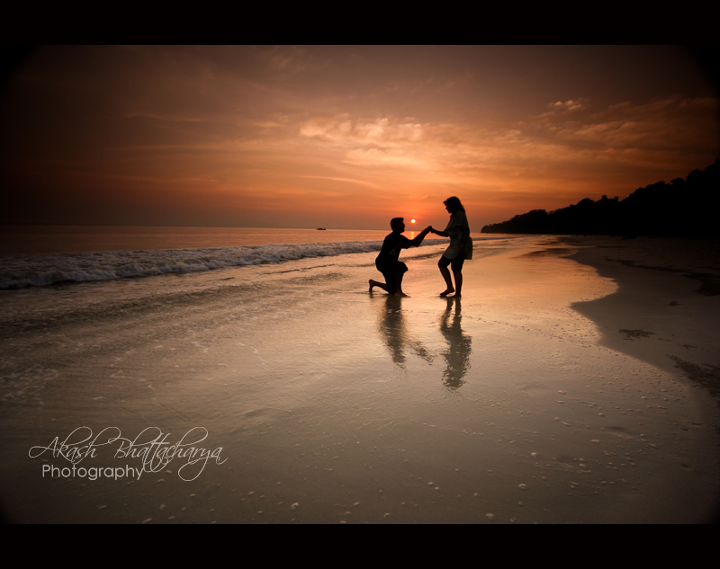 Will you marry me again ? | Andaman