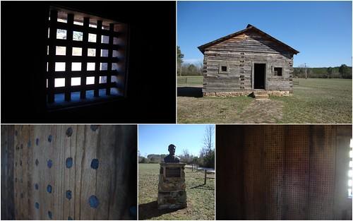 Houston Jail, Houston, Winston County AL