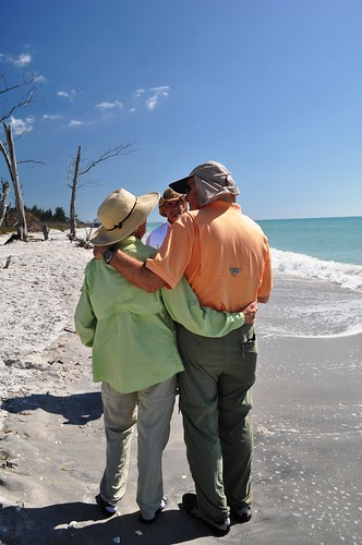 Wedding Vow Ceremony by Phoenix Rising Kayak Tours, Don Pedro Island State Park, Fla.