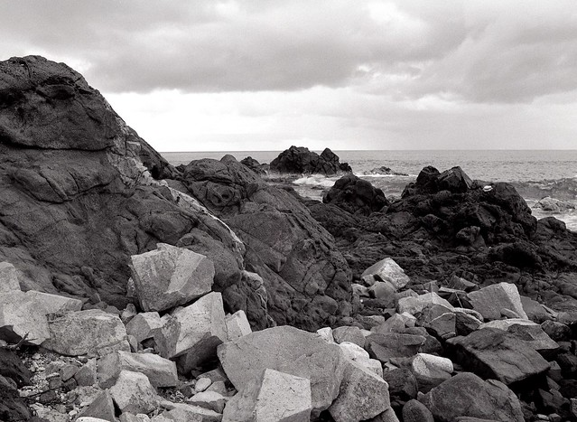 A Rocky Beach On Virgin Gorda