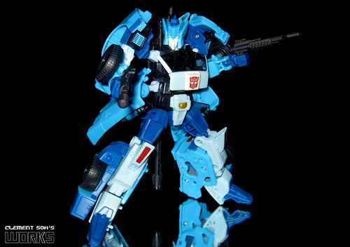 Transformers Generations Blurr