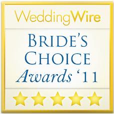 WeddingWire Bride's Choice Award 2011