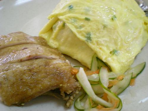 Thomson Corner - nasi ayam Pattaya 1