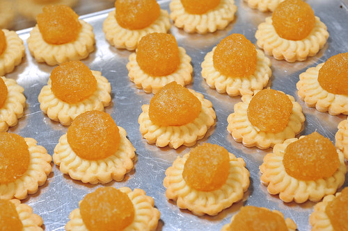 Pineapple Tarts 黄梨酥挞