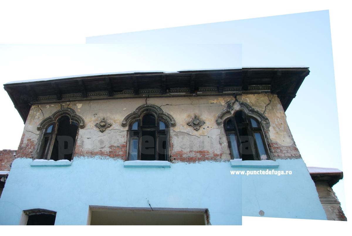 casa stil neoromanesc berzei