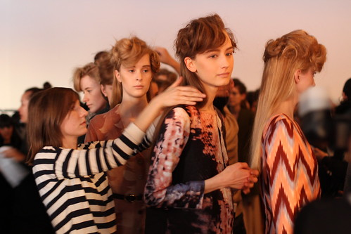 RACHEL COMEY FALL 2011- BACKSTAGE (32)