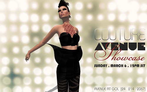 Couture AVENUE Showcase