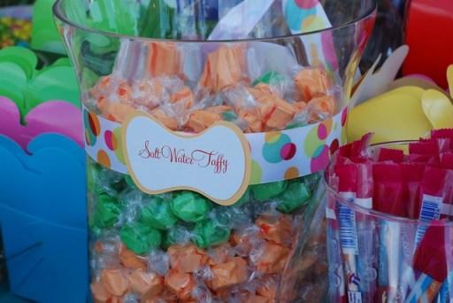 Disney Weddings candy bar