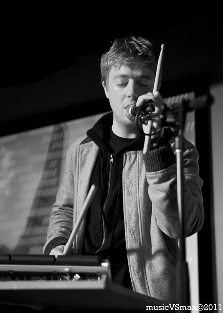 Mount Kimbie @ The Luminary Center for the Arts - 03.27.11