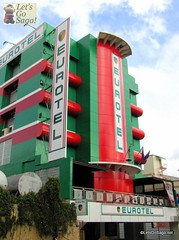Eurotel Baguio Hotel Review