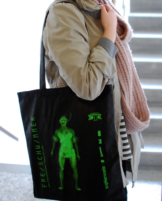 Freischwimmer Tasche