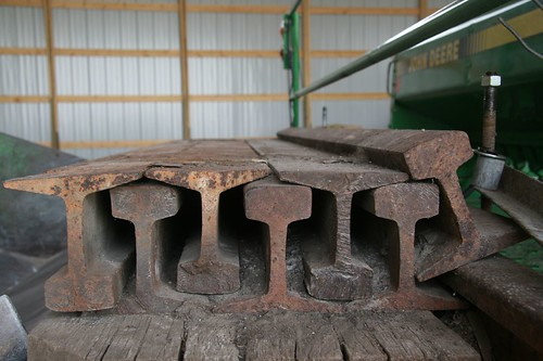 railroad iron
