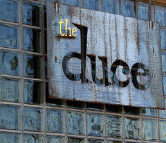 the duce (old warehouse, new restaurant)