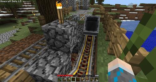 Minecraft - Bridge Booster