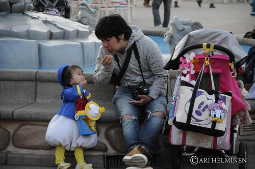 Definition of cute. 東京ディズニーランド, Tokyo Disneyland