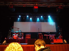 The Stage from My Seat