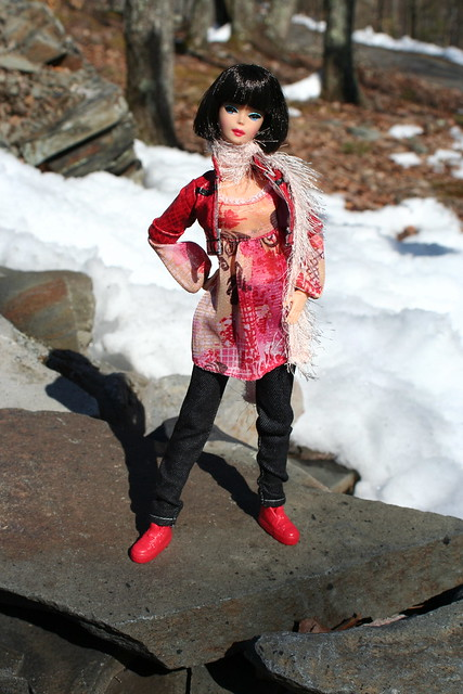 Barbie In The Great Outdoors
