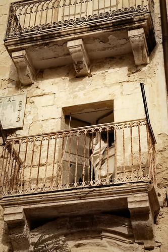 Balconies-Vittoriosa