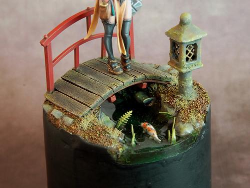 Kingdom Death Preacher - Base Detail