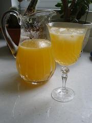 Fresh Orange-ade