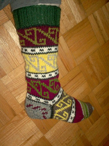Turkish Stashbuster Socks #2