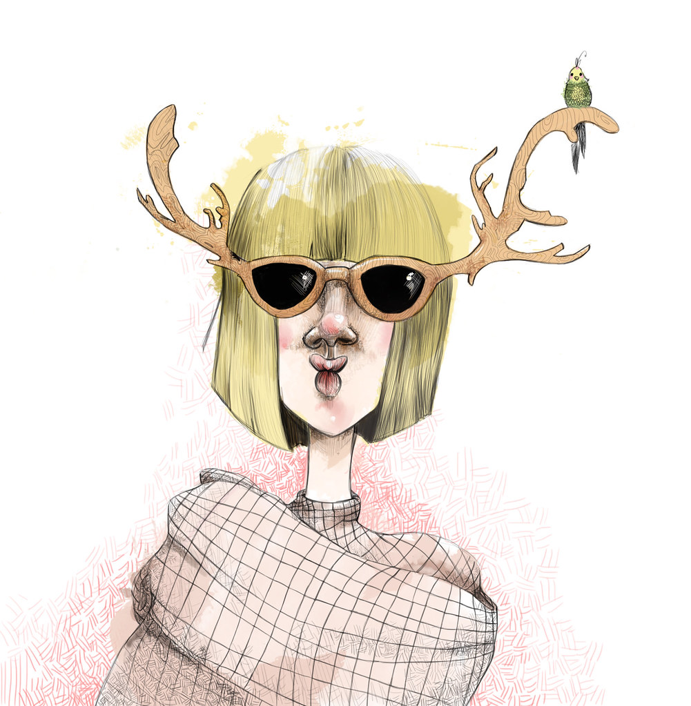 Ilustración de Camila Villegas