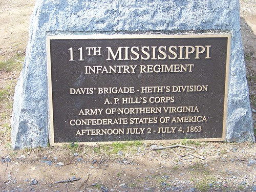 11th Mississippi Infantry