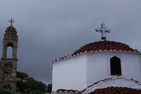 Church in Lindos
