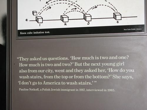 Muzeum Imigracji na Ellis Island