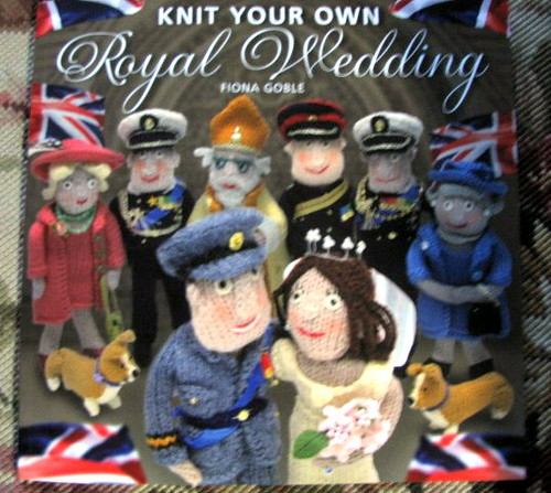 Knitted Royal Wedding