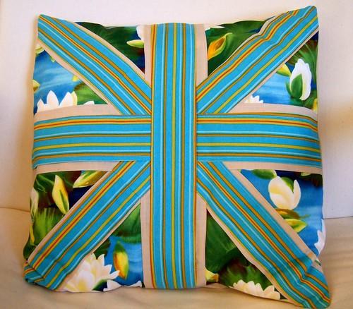 cushion - union jack