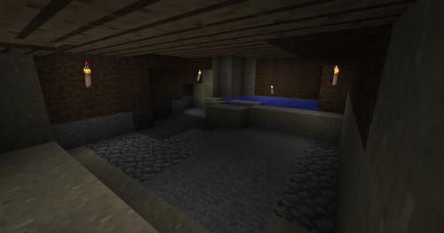 Minecraft Draining 2