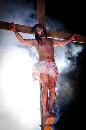Teatro da Paixão, Morte e Ressurreição de Cristo - 22/04/2011