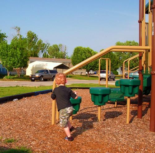 OMG the Park!