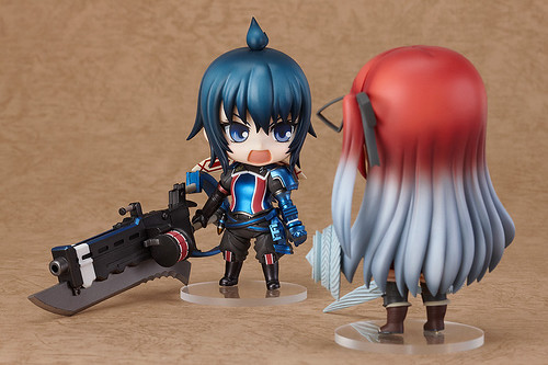 Nendoroid Imca (with Riela)