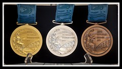 Sydney 2000 Olympic Games Medals-1