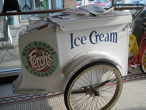 ice cream Ferch's Greendale