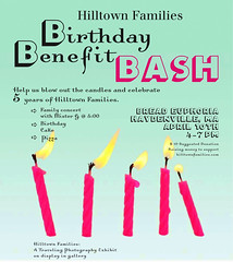 Hilltown Families Birthday Benefit Bash