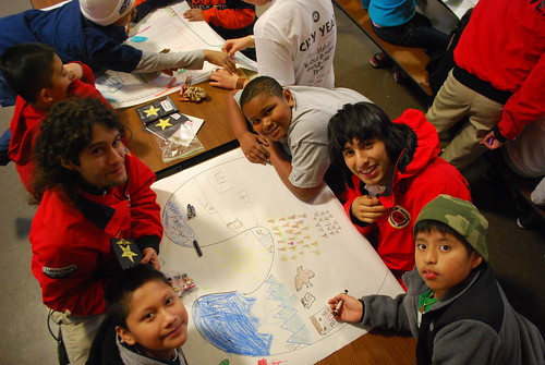 Creating Continents with City Year