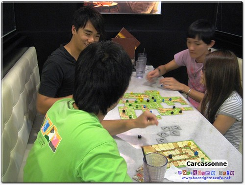BGC Meetup: Carcassonne