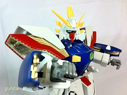 Building 1-60 Shining Gundam HGEX (22)
