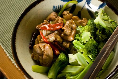 Tai Bai chicken