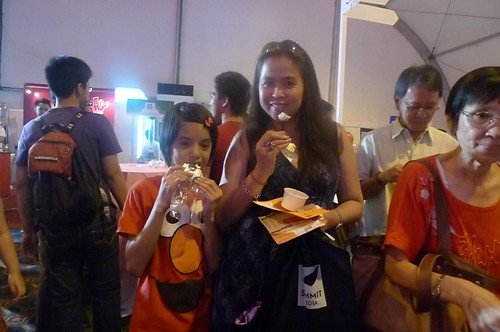 @ Mochiko booth